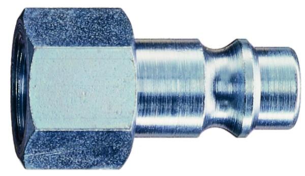 Druckluftzubehör - Kupplungsstecker Stahl IG