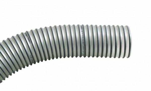 Absaugschlauch mittelschwer in lfm - Spiralschlauch als Meterware