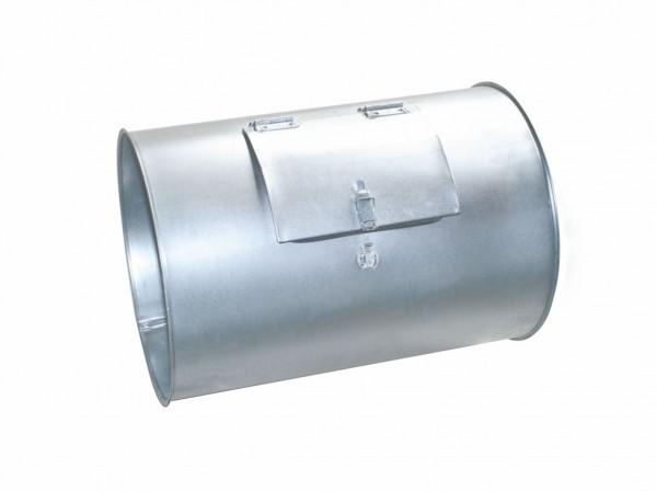 Rohr 500 mm mit Reinigungsöffnung