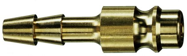 Druckluftzubehör - Kupplungsstecker mit Schlauchtülle