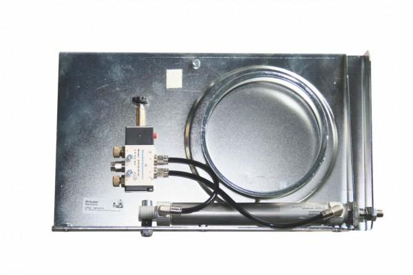 Schieber elektro-pneumatisch