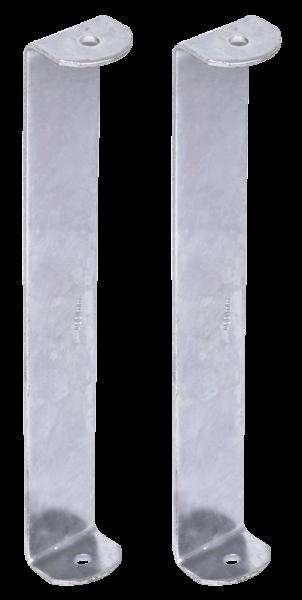 Wandhalter für Rohrschelle ø 350-500 mm