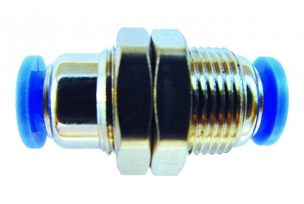 Druckluftzubehör - Schott-Steckverschraubung