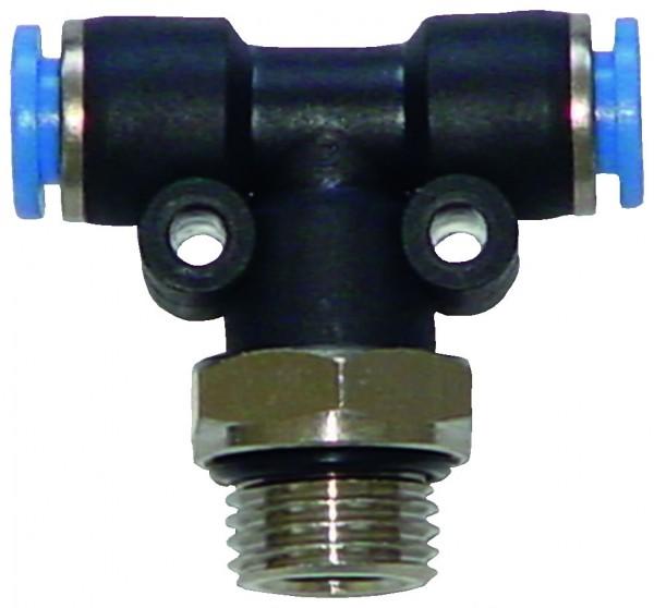 Druckluftzubehör - T-Steckverbinder