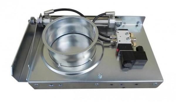 Elektro-pneumatischer Schieber