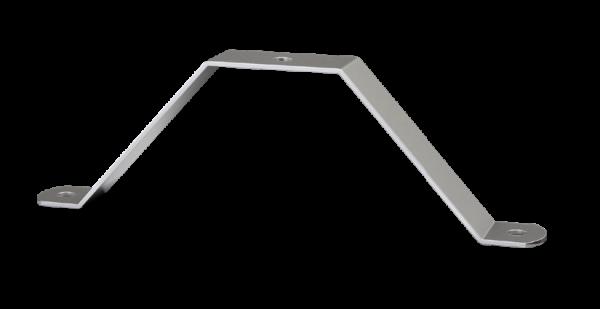 Wandhalter für Rohrschelle ø 80-315 mm